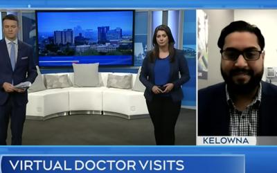 CEO Ali Mohamed: Virtual Healthcare